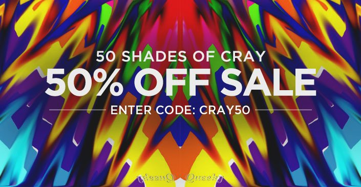 50 Shades Of Cray