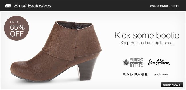 Kick some bootie!