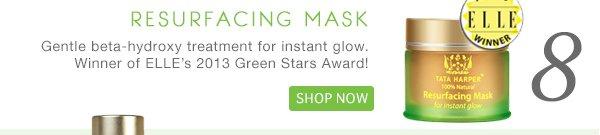 #8: Resurfacing Mask, Shop Now
