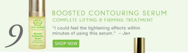 #9: Boosted Contouring Serum, Shop Now