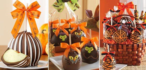 Mrs. Prindable's Gourmet Halloween Treats