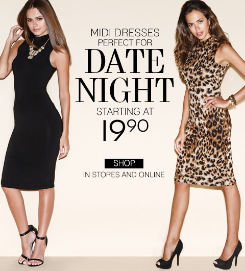Shop New Dresses & Get Free Shipping on orders of $50 or more. Cart must include one regular price dress.
