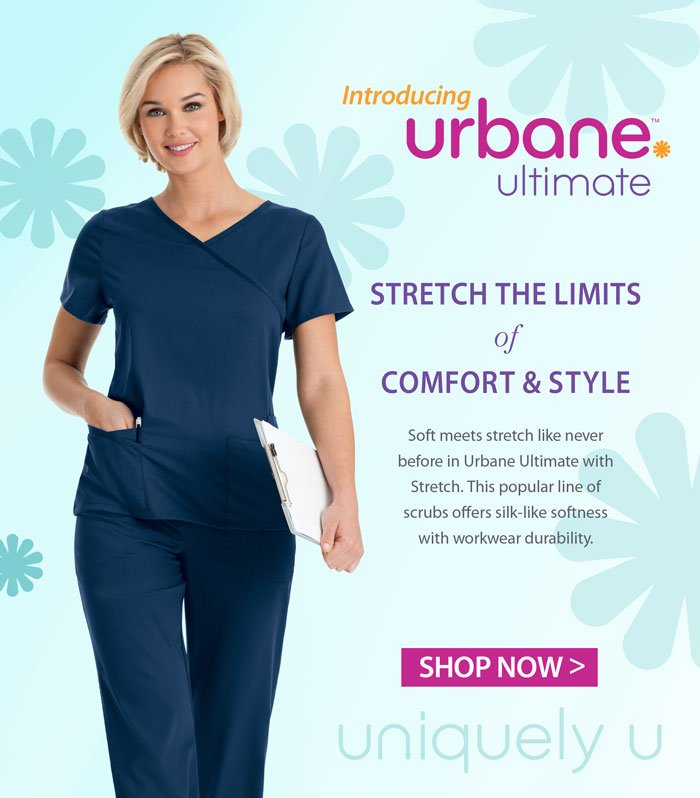 New! Urbane Ultimate With Stretch Available Now