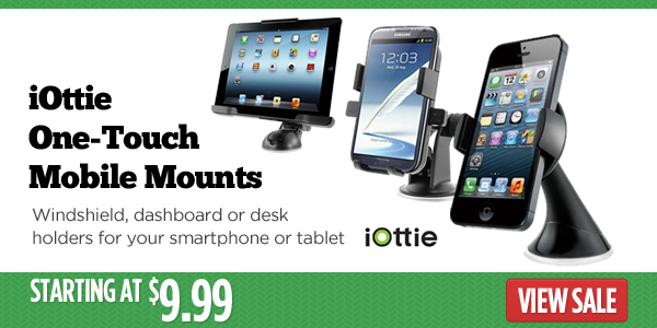 iOttie One-Touch Mobile Mounts
