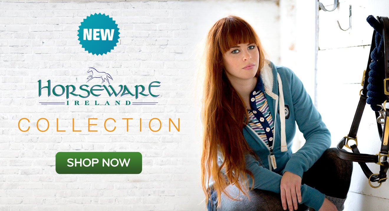 NEW! Horseware Collection - SHOP NOW >