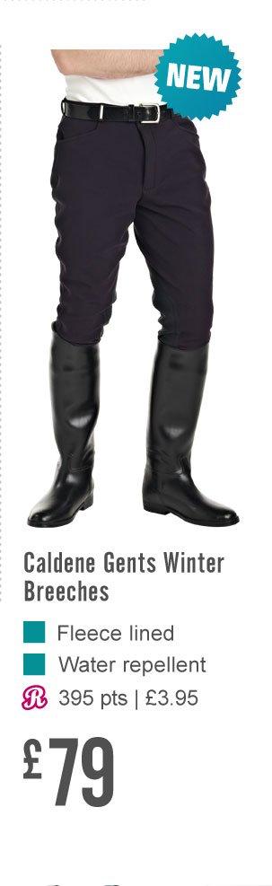 Caldene Gents Winter Breeches (Earn 395 Rider Reward points)