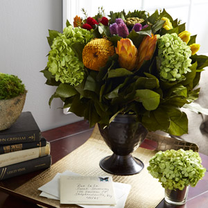 Fall Harvest in Bloom: Festive Florals & Greenery