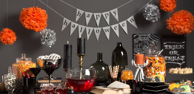Spooky Style: Everything You Need to Throw a Party