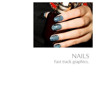 NAILS Fast track graphics.