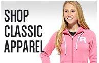 SHOP CLASSIC APPAREL
