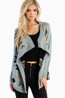 IN FORMATION CARDIGAN 43