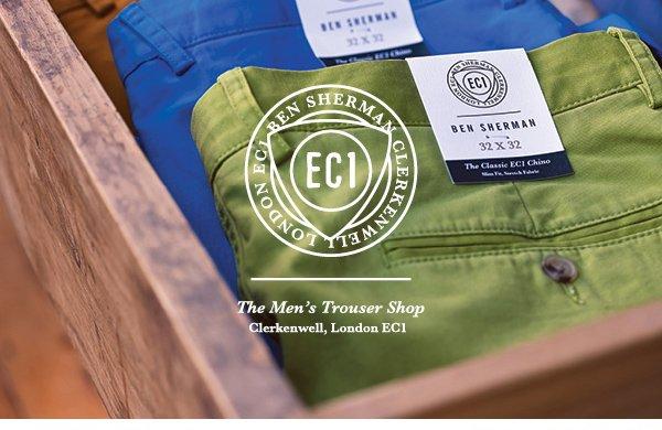 EC1 Trouser Shop