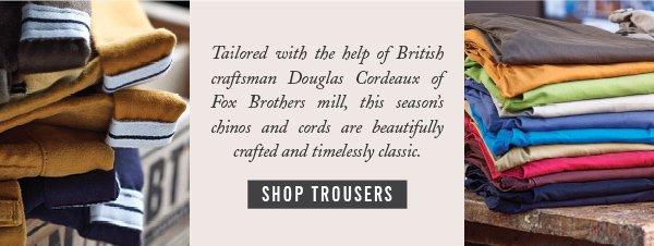Shop EC1 Trousers