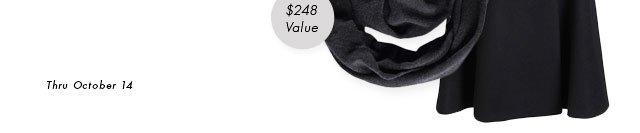 $248 Value | Thru October 14
