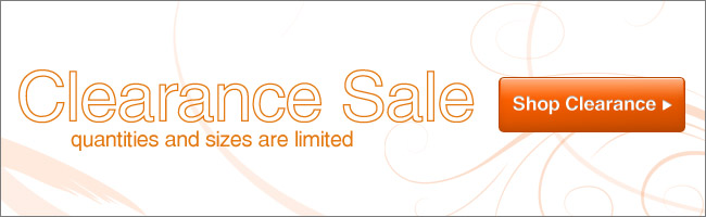 Clearance Sale - Shop Now