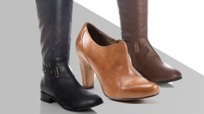 NY Vip and Cappelli Boots