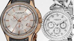 Akribos XXIV Fall Watch Collection