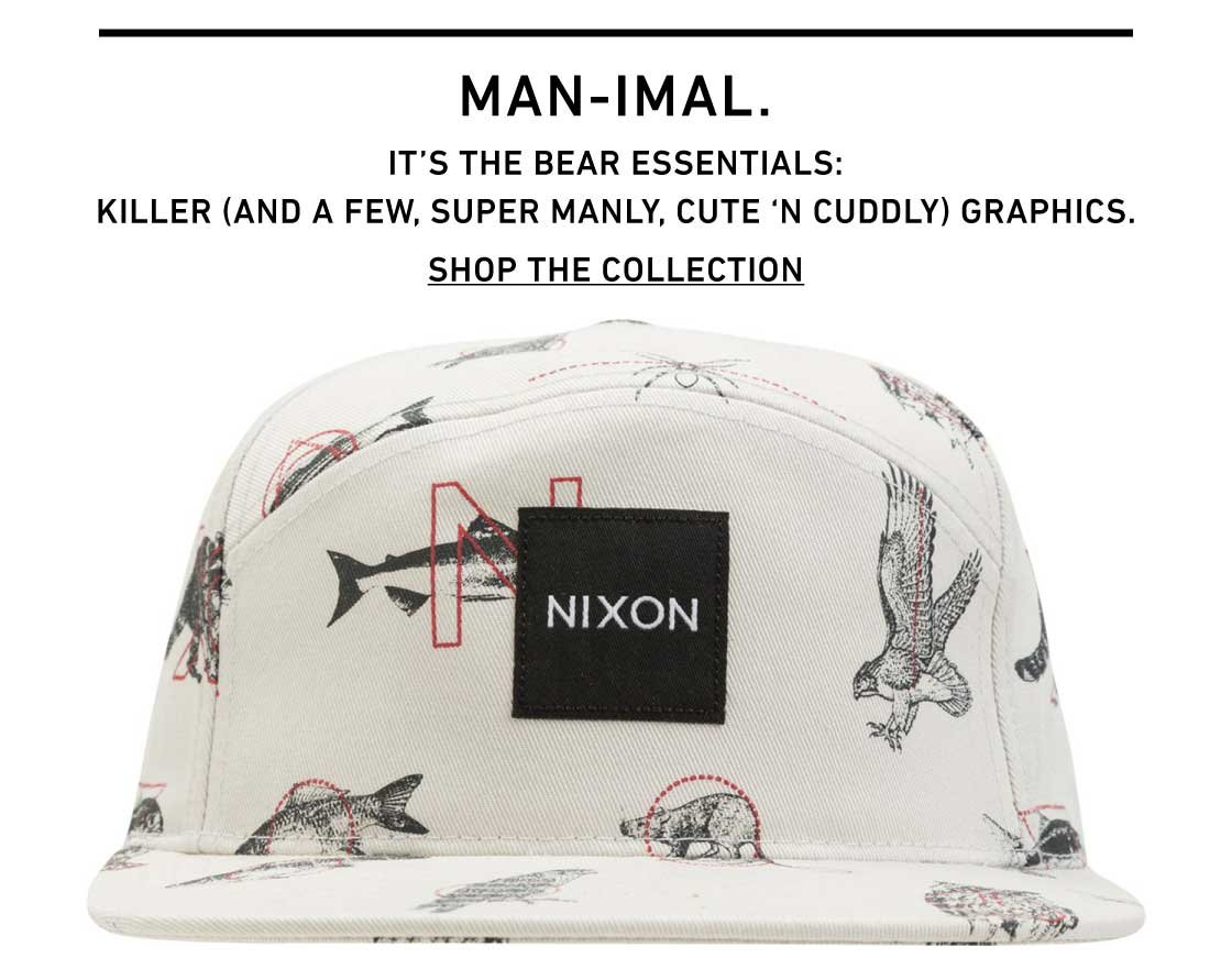 Man-imal. Shop New Animal Graphics