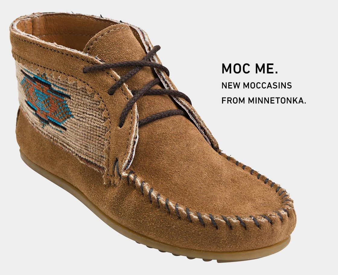 Shop New Minnetonka Moccasins