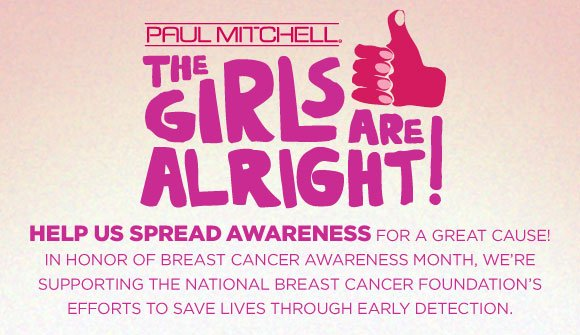 Paul Mitchell(r) The Girls Are Alright!