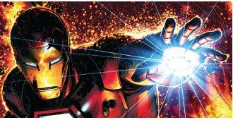 Shop Iron Man Tees