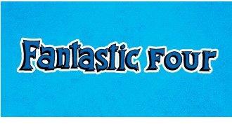 Shop Fantastic Four Tees