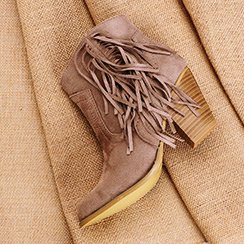 Charles Albert Boots for $29