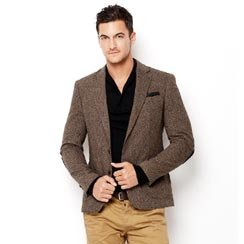 Designer Apparel for Him by Burberry, Calvin Klein, D&G