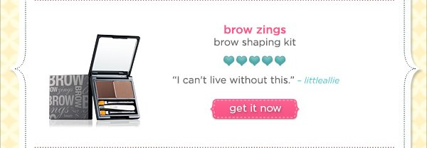 Brow-raising reviews are in!