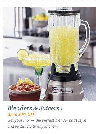Blenders & Juicers