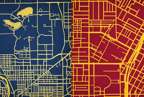 Campus Maps