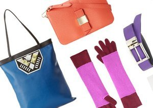 Coveted Colors: Bags & Accessories