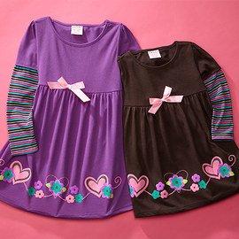 Playground Pretty: Girls' Dresses