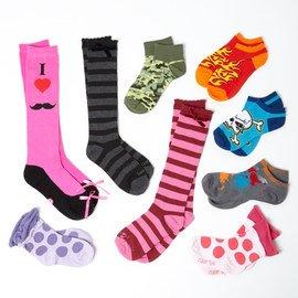 Best Foot Forward: Kids' Socks