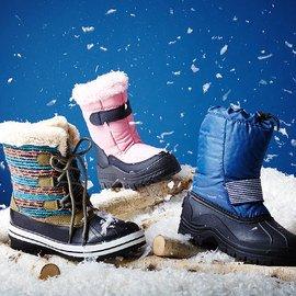 First Snowfall: Women & Kids' Shoes