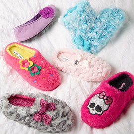 Snuggly Toes: Kids' Slippers