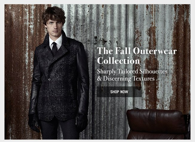 The Fall Outerwear Collection