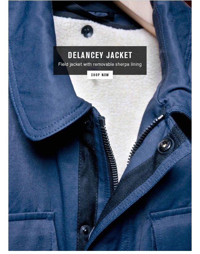 Delancy Jacket