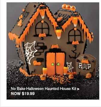 No Bake Halloween Haunted House Kit - NOW $19.99