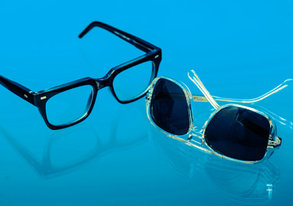 Shop The Trend: Clear Lens Glasses & More
