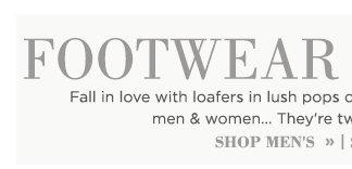 Shop Men's Footwear Favorites