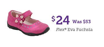 $24 Was $53 Flex Eva Fuchsia