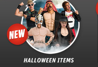 Halloween Merchandise – get it now!