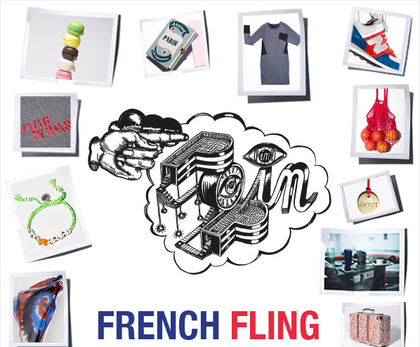 FRENCH FLING
