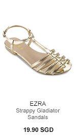 EZRA Strappy Gladiator Sandals