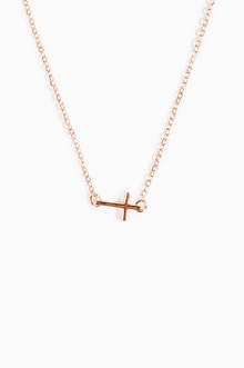 CROSS NECKLACE 10