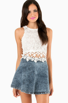 HAVE A DAISY DAY CROP TOP 26