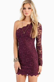 SHONTI LACE DRESS 30