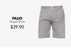 Palio Striped Shorts
