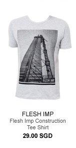 Flesh Imp Construction Tee Shirt